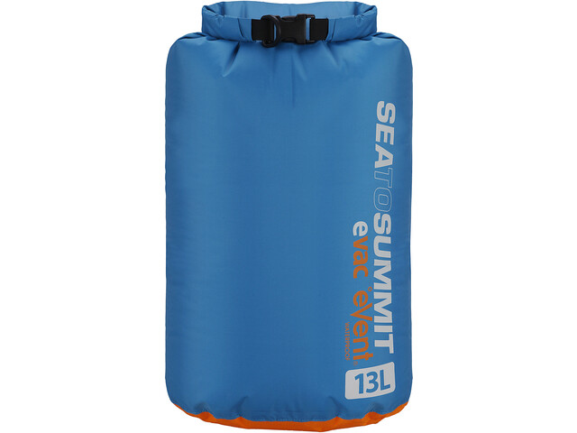 Sea to Summit eVac Kuivapussi 13L, blue